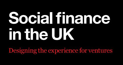 Social finance in the UK