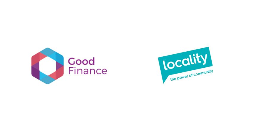 Good Finance and Locality logos