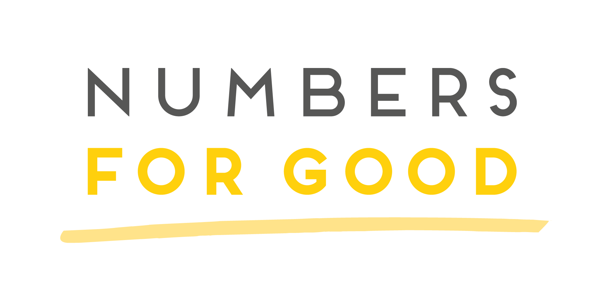 Numbers for Good logo