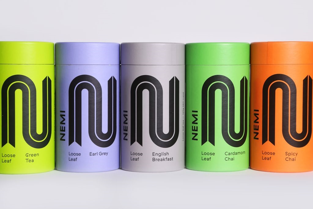 Nemi Teas blends