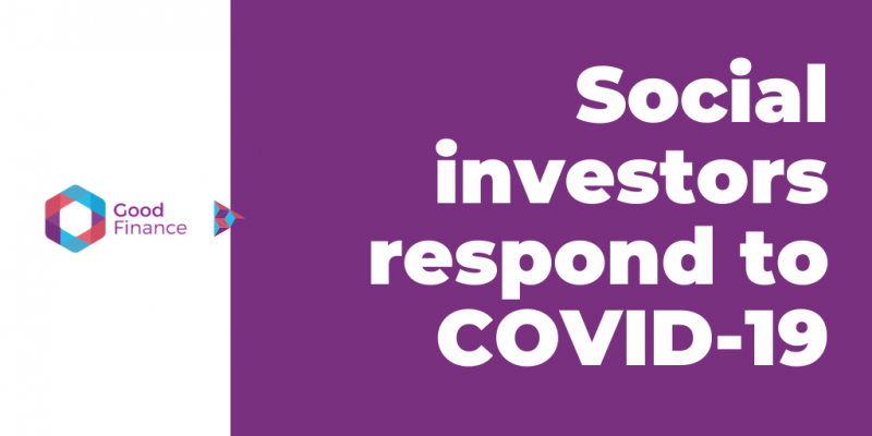 Social investors respond to covid-19
