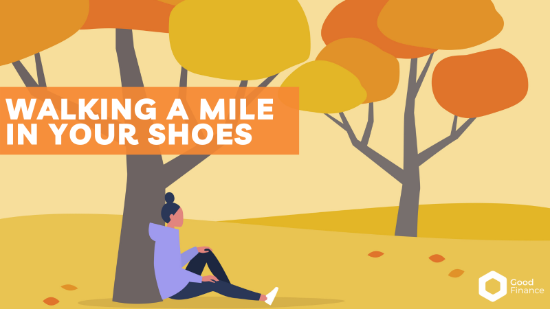 Walking a mile in your shoes
